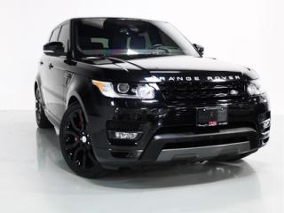 Used 2016 Land Rover Range Rover Sport V8 SC DYNAMIC   PANO   HEADS UP for sale in Vaughan, ON