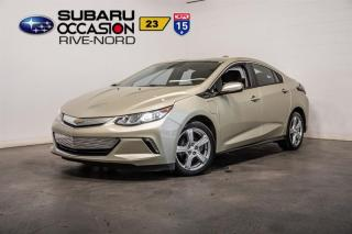 Used 2017 Chevrolet Volt LT MAGS+BLUETOOTH+SIEGES.CHAUFFANTS for sale in Boisbriand, QC
