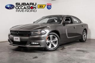 Used 2016 Dodge Charger SXT MAGS+SIEGES.CHAUFFANTS+BLUETOOTH for sale in Boisbriand, QC