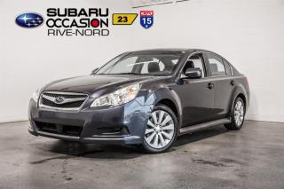 Used 2010 Subaru Legacy Limited CUIR+TOIT.OUVRANT for sale in Boisbriand, QC