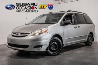Used 2010 Toyota Sienna 5DR CE FWD for sale in Boisbriand, QC