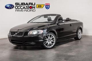 Used 2007 Volvo C70 CONV for sale in Boisbriand, QC