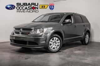 Used 2016 Dodge Journey CVP for sale in Boisbriand, QC