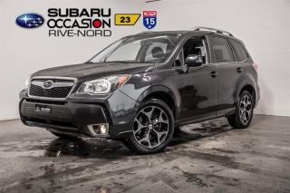 Used 2015 Subaru Forester XT Limited NAVI+CUIR+TOIT.OUVRANT for sale in Boisbriand, QC