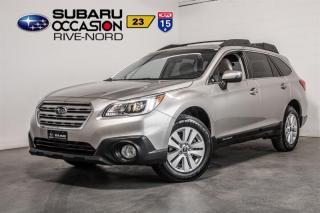 Used 2015 Subaru Outback 3.6R Touring TOIT.OUVRANT+MAGS+SIEGES.CHAUFFANTS for sale in Boisbriand, QC