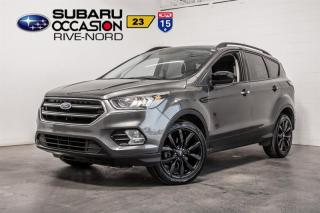 Used 2017 Ford Escape SE AWD 1.5 MAGS+TOIT+SIEGES.CHAUFFANTS for sale in Boisbriand, QC