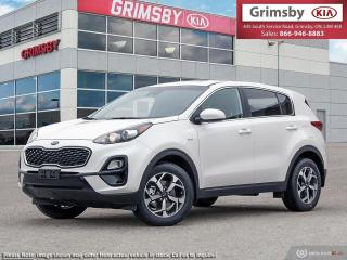 New 2020 Kia Sportage LX AWD for sale in Grimsby, ON