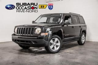 Used 2011 Jeep Patriot NORTH  MAGS+A/C+GR.ELECTRIQUE for sale in Boisbriand, QC