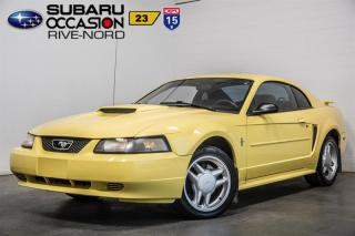 Used 2001 Ford Mustang Automatique+A/C BAS KM. for sale in Boisbriand, QC