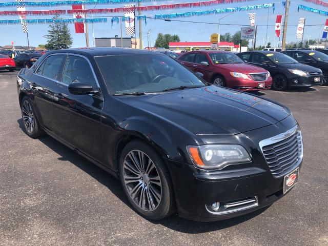 2013 Chrysler 300 300S|PAN ROOF|BACK UP CAM|LEATHER|NAV