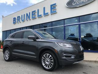Used 2017 Lincoln MKC RESERVE remorquage for sale in St-Eustache, QC