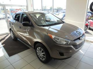 Used 2010 Hyundai Tucson GL AUTO TRACTION INTÉGRALE, A/C CRUISE B for sale in Dorval, QC