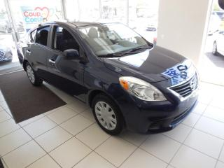 Used 2012 Nissan Versa SV AUTO TRACTION AVANT A/C GROUPE ÉLECTR for sale in Dorval, QC