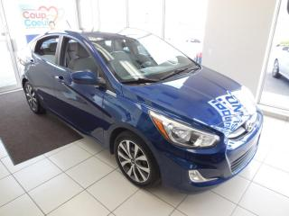 Used 2015 Hyundai Accent SE AUTOMATIQUE TRACTION AVANT A/C TOIT M for sale in Dorval, QC