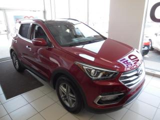 Used 2017 Hyundai Santa Fe Sport 2.4L LUXURY AUTO TRACTION INTÉGRALE A/C for sale in Dorval, QC