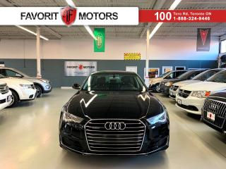 Used 2016 Audi A6 3.0 Progressiv *CERTIFIED!* |NAV|SUNROOF|LEATHER| for sale in North York, ON