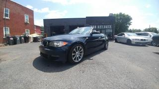 Used 2008 BMW 1 Series CONVERTIBLE - AIR CLIMATISÉ for sale in Beloeil, QC