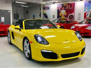 Used 2015 Porsche Boxster 2015 Porsche Boxster - 2dr Roadster for sale in Paris, ON