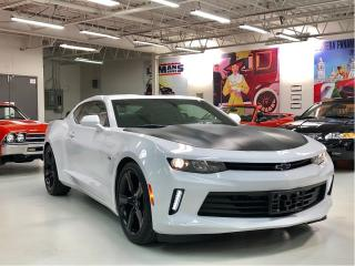 Used 2018 Chevrolet Camaro 2018 Chevrolet Camaro - 2dr Cpe 1LT | 275HP for sale in Paris, ON