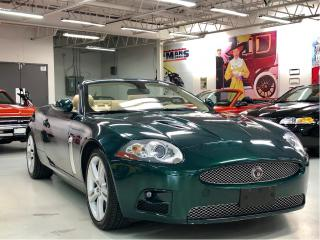 Used 2008 Jaguar XK 2008 Jaguar XK - 2dr Conv XKR for sale in Paris, ON