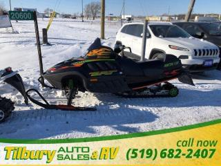 Used 2000 ARCTIC CAT ZRT 600 TRIPLE *REDUCED* for sale in Tilbury, ON