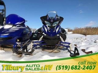 Used 2007 Yamaha APEX *BLOWOUT SALE* ER. (RX1). for sale in Tilbury, ON
