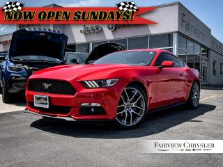 Used 2015 Ford Mustang EcoBoost Premium l SOLD BY MARIO THANK YOU!!! for sale in Burlington, ON