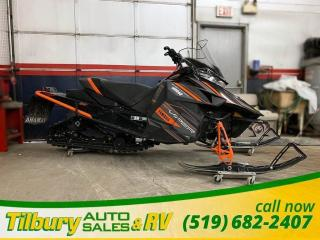 Used 2017 Yamaha SRVIPER L-TX DX L-TX DX 137 for sale in Tilbury, ON