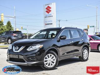 Used 2015 Nissan Rogue S for sale in Barrie, ON