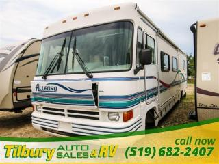 Used 1997 Tiffin Allegro Bus MOTORHOME **AS IS* for sale in Tilbury, ON