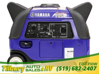 Used 2019 Yamaha EF3000ISE GENERATOR. 2 AVAILABLE! for sale in Tilbury, ON