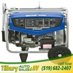 Used 2019 Yamaha EF5500DE GENERATOR. 2 IN STOCK for sale in Tilbury, ON