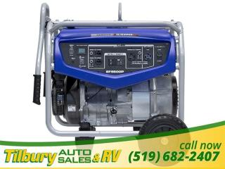Used 2019 Yamaha EF5500DP Generator. 5 in stock! for sale in Tilbury, ON