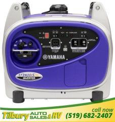 Used 2019 Yamaha EF2400ISHC Generator 4 in stock! for sale in Tilbury, ON