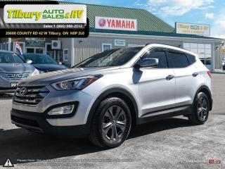 Used 2013 Hyundai Santa Fe Sport 2.0T SE for sale in Tilbury, ON
