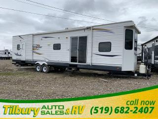 Used 2011 Heartland Trailrunner 40BHS - for sale in Tilbury, ON
