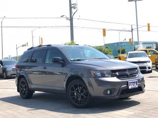 Used 2014 Dodge Journey SXT**8.4 Inch Touchscreen**Blacktop Package for sale in Mississauga, ON