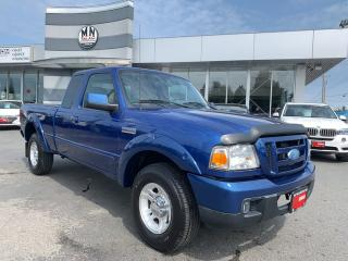 Used 2007 Ford Ranger SPORT 5 SPEED A/C ALLOYS ONLY 97KM for sale in Langley, BC