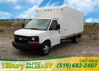 Used 2010 Chevrolet Express 3500 Standard for sale in Tilbury, ON