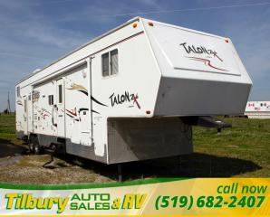 Used 2005 Jayco Talon ZX for sale in Tilbury, ON