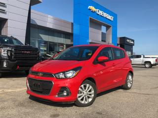 Used 2017 Chevrolet Spark LT for sale in Barrie, ON