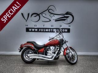 Used 2009 Kawasaki VN900CCF Vulcan Custom - No Payments For 1 Year** for sale in Concord, ON