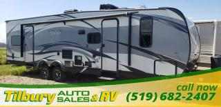 Used 2017 Forest River Xlr Hyperlite 29HFS for sale in Tilbury, ON