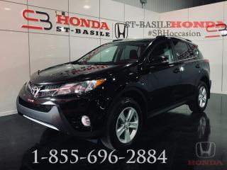 Used 2013 Toyota RAV4 XLE + BAS MILAGE + WOW!! for sale in St-Basile-le-Grand, QC
