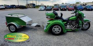 Used 2007 Harley-Davidson Ultra Classic Electra Glide Modified to Trike for sale in Tilbury, ON