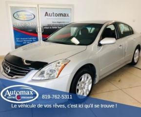 Used 2012 Nissan Altima 2.5 S for sale in Rouyn-Noranda, QC