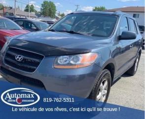 Used 2008 Hyundai Santa Fe GL AWD for sale in Rouyn-Noranda, QC