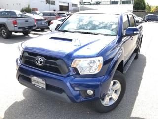 Used 2015 Toyota Tacoma V6 for sale in North Vancouver, BC