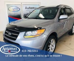 Used 2008 Hyundai Santa Fe LIMITED for sale in Rouyn-Noranda, QC