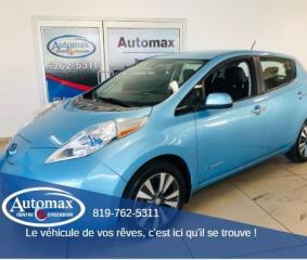 Used 2015 Nissan Leaf SL for sale in Rouyn-Noranda, QC